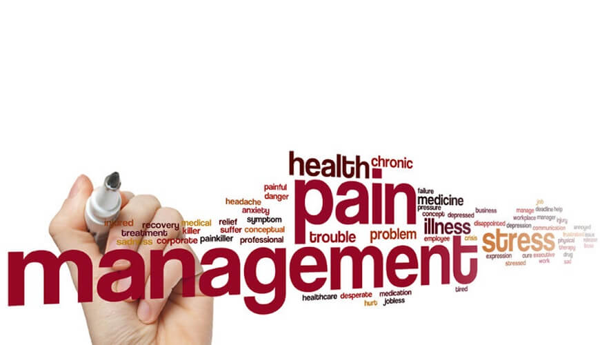 Guelph Rehab Centre TIPS FOR CHRONIC PAIN MANAGEMENT